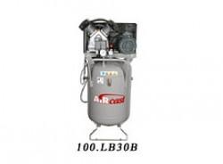 AIRCAST CБ4/C-100.LB30В компрессор поршневой с вертикальным ресивером, 220В/380В