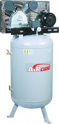 AIRCAST CБ4/Ф-270.LB50В компрессор поршневой с вертикальным ресивером, 380В