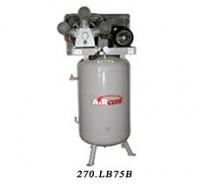 AIRCAST CБ4/Ф-270.LB75В компрессор поршневой с вертикальным ресивером, 380В