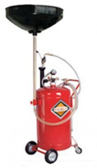 3194 Установка для сбора масла пневматическая мобильная