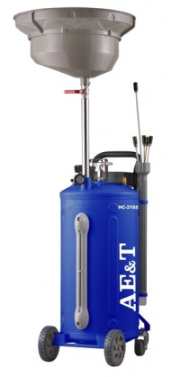AE&T HC-2185 Установка для сбора и замены масла HC-2185 AE&T