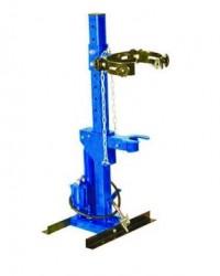 AE&T T01402P Стяжка для снятия пружин пневмогидравлическая (стационарная), 990 кг.
