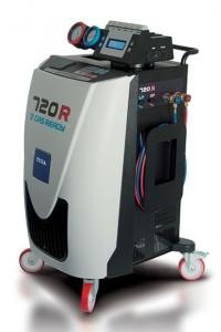 ТЕХА KONFORT 720R Автоматическая установка для заправки кондиционеров