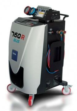 ТЕХА KONFORT 760R BUS RID Автоматическая установка для заправки кондиционеров