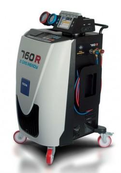 ТЕХА KONFORT 760R RID Автоматическая установка для заправки кондиционеров