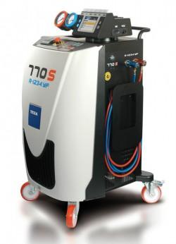 ТЕХА KONFORT 770S RID Автоматическая установка для заправки кондиционеров