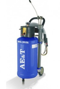 AE&T HC-3026 Установка для сбора масла пневматическая