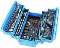 """Licota AHB-533K01 Набор инструментов 1/4"""" в металлическом ящике, 57 предметов"""