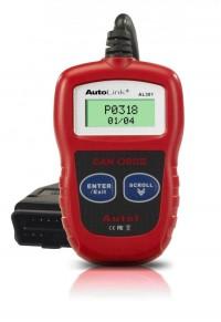 Autel Autolink AL301 Сканер (OBD II – DTC, DTC Erase, VIN, Monitor Status)