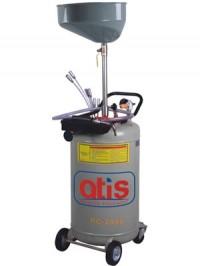 ATIS НС 2085 Установка для сбора масла пневматическая мобильная с воронкой