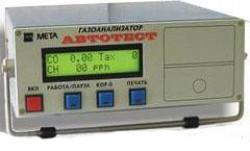 Автотест 01.02П Автомобильный двухкомпонентный газоанализатор
