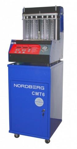 NORDBERG  CMT6 Установка для тестирования и промывки инжектора