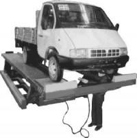 ДГ-015 Люфт детектор для грузовых автомобилей
