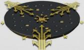 MIRKA DEROS 5650CV Шлифовальная машинка электрическая, 125/150 мм, орбита 5,0, в кейсе