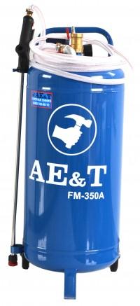 AE&T FM-350A Распылитель пневматический мобильный, бак 50 л