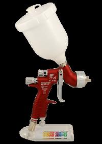 Краскопульт Devilbiss GTIPRO с воздушной головой T110, сопло 1.2, 1.3, 1.4 мм