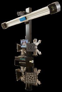 Hofmann Geoliner 610 стенд сход развал 3D