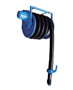 Trommelberg HR70 Катушка для удаления выхлопных газов электромеханическая (шланг 8 м х Ø102 мм)