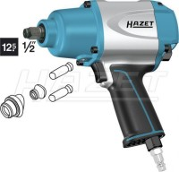 Hazet 9012 SPC Гайковерт пневматический с регулировкой силы удара
