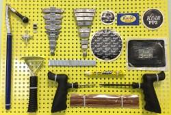 Расходные материалы для шиномонтажа Dr. Reifen, комплект
