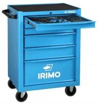 IRIMO инструментальная тележка с инструментами в ложементах
