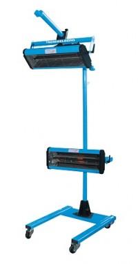 Trommelberg IR2L Economy Сушка инфракрасная, две кассеты с консолью (верт.)
