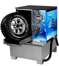 KART Wulkan 4x4P Автоматическая мойка колес гранулами для больших колес