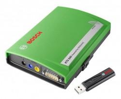 Bosch KTS-540 Автомобильный диагностический сканер-тестер с Bluetooth и встроенным мультиметром