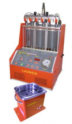 Launch CNC-602 Установка для тестирования и промывки инжектора