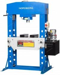NORDBERG N36100E Пресс электрогидравлический, 100 т