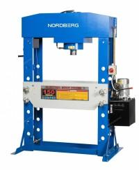 NORDBERG N36150E Пресс электрогидравлический, 150 т
