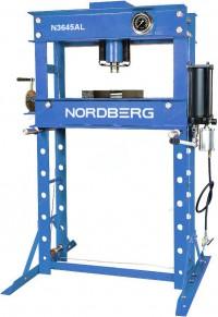 NORDBERG ECO N3645AL Пресс с пневмоприводом, 45 т