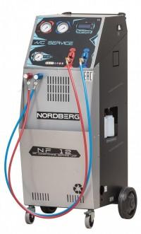 NORDBERG NF12S Установка для заправки кондиционеров автоматическая