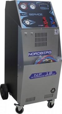 NORDBERG NF12 Установка для заправки кондиционеров автоматическая