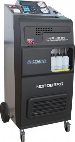NORDBERG NF22L Установка для заправки кондиционеров автоматическая