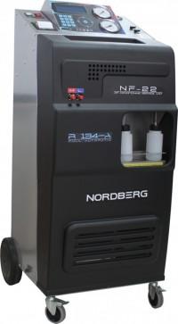 NORDBERG NF22 Установка для заправки кондиционеров автоматическая