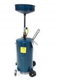 ODT18 Установка для слива масла с подъемной сливной воронкой
