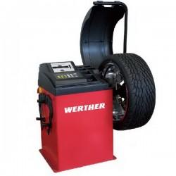 Werther-OMA Olimp2500 Балансировочный стенд с ручным вводом