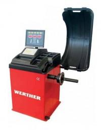 Werther-OMA Olimp6000 Полуавтоматический балансировочный станок