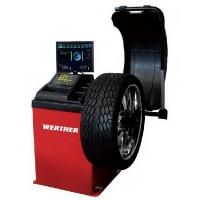 Werther-OMA Olimp9500 Компьютерный балансировочный станок