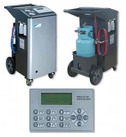 Omas AC-1500 Автоматическая установка для заправки кондиционеров