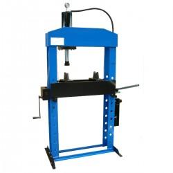 Werther-OMA PR50/PM(OMA658B) Пресс гидравлический напольный с ручным приводом, 50 т