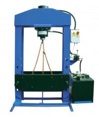 Werther-OMA PRM150(OMA667) Пресс электрогидравлический напольный, 150 т