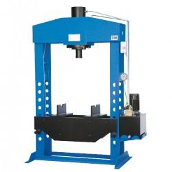 Werther-OMA PRM100(OMA666) Пресс электрогидравлический напольный, 100 т