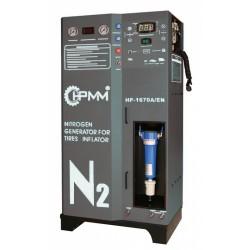 Автоматический генератор (колонка для накачки) азота POLARUS