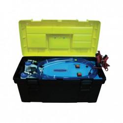 SMC-190 Compact Стенд для замены жидкости в системе ГУР