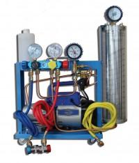SMC 401-1C Compact Установка для кондиционеров с одноступенчатой помпой
