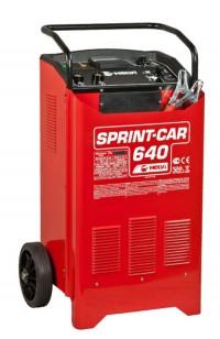 HELVI Sprintcar 640 Пуско-зарядное устройство