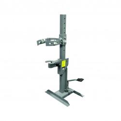 WiederKraft WDK-81502 Гидравлическая стяжка для снятия пружин стационарная