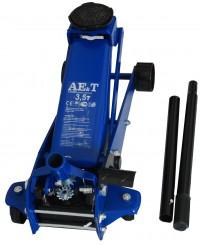 AE&T T31203 Домкрат подкатной гаражный, 3,5 т